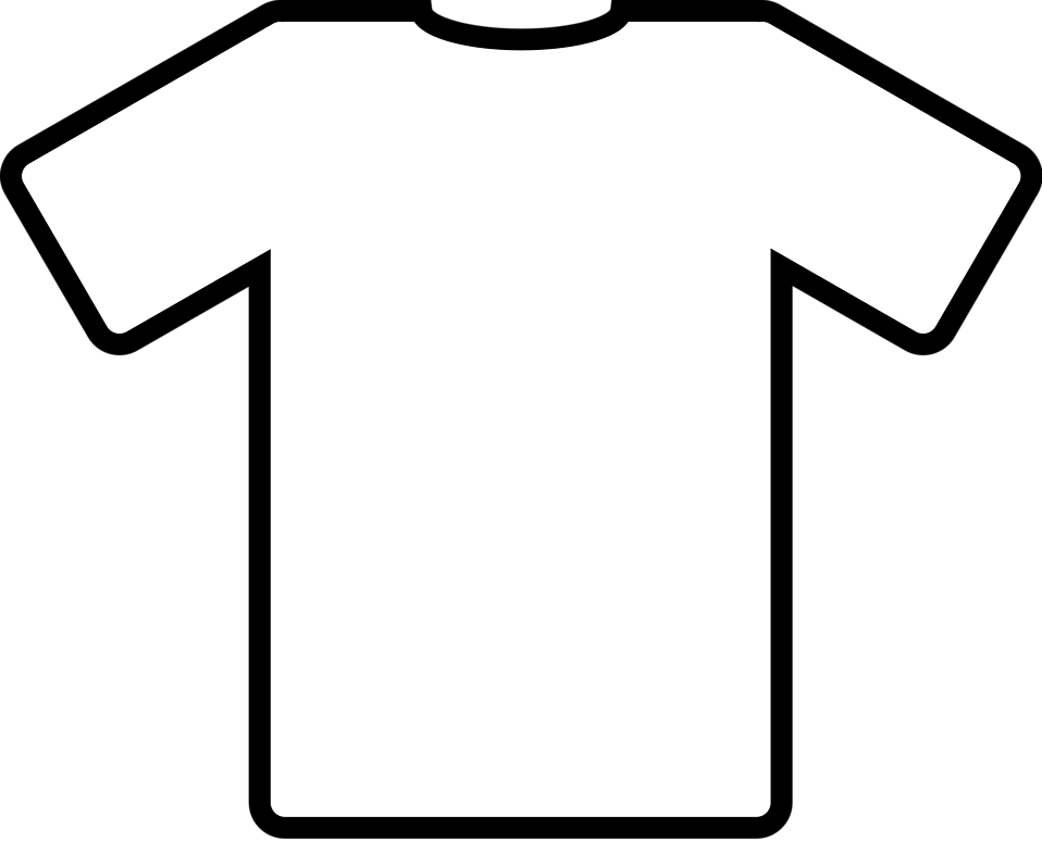 Shirt | Free Stock Photo | Illustration of a white shirt ...