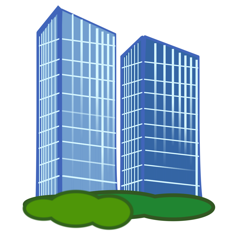 city buildings clipart - photo #28