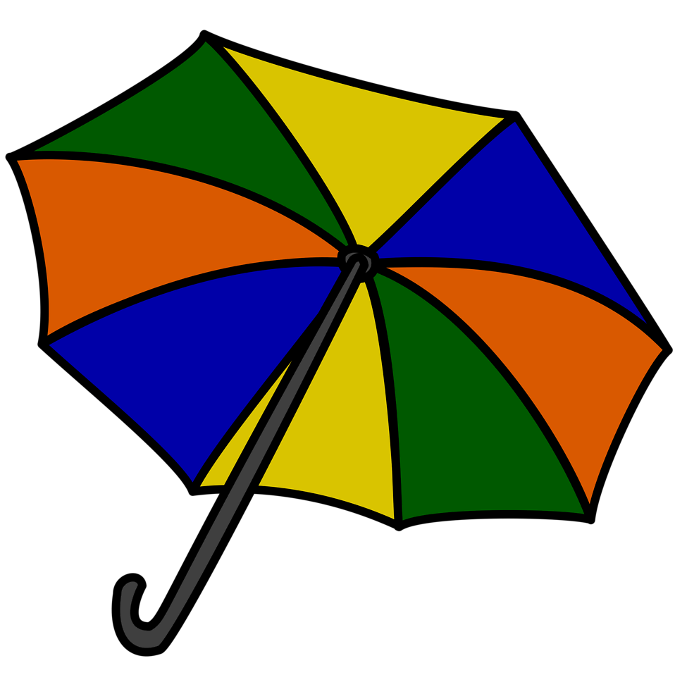 Illustration of an umbrella : Free Stock Photo