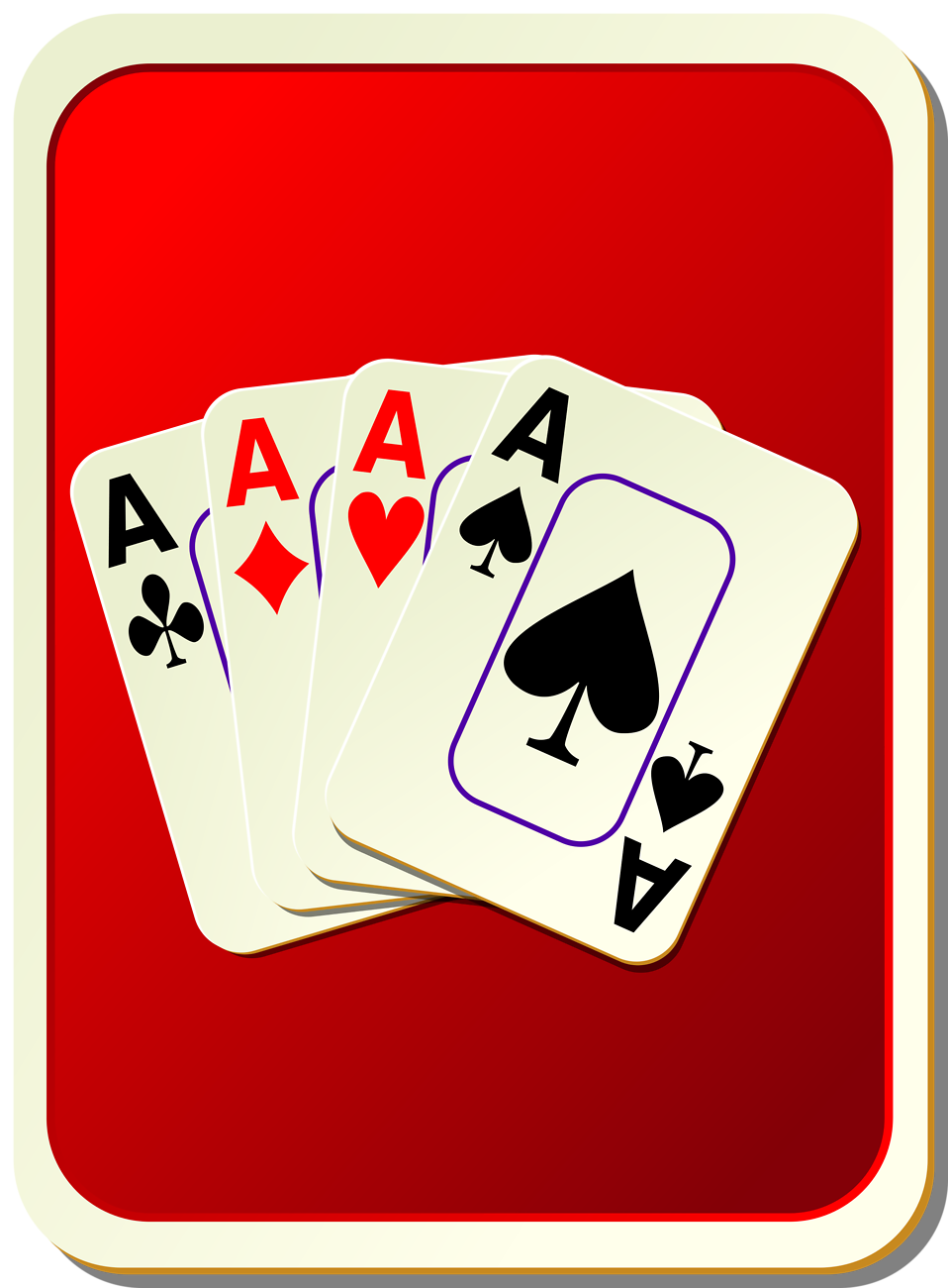 Playing Cards | Free Stock Photo | Illustration of a play ...