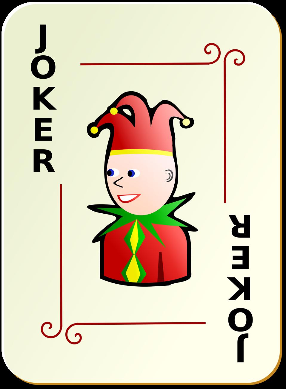 joker card art - photo #36