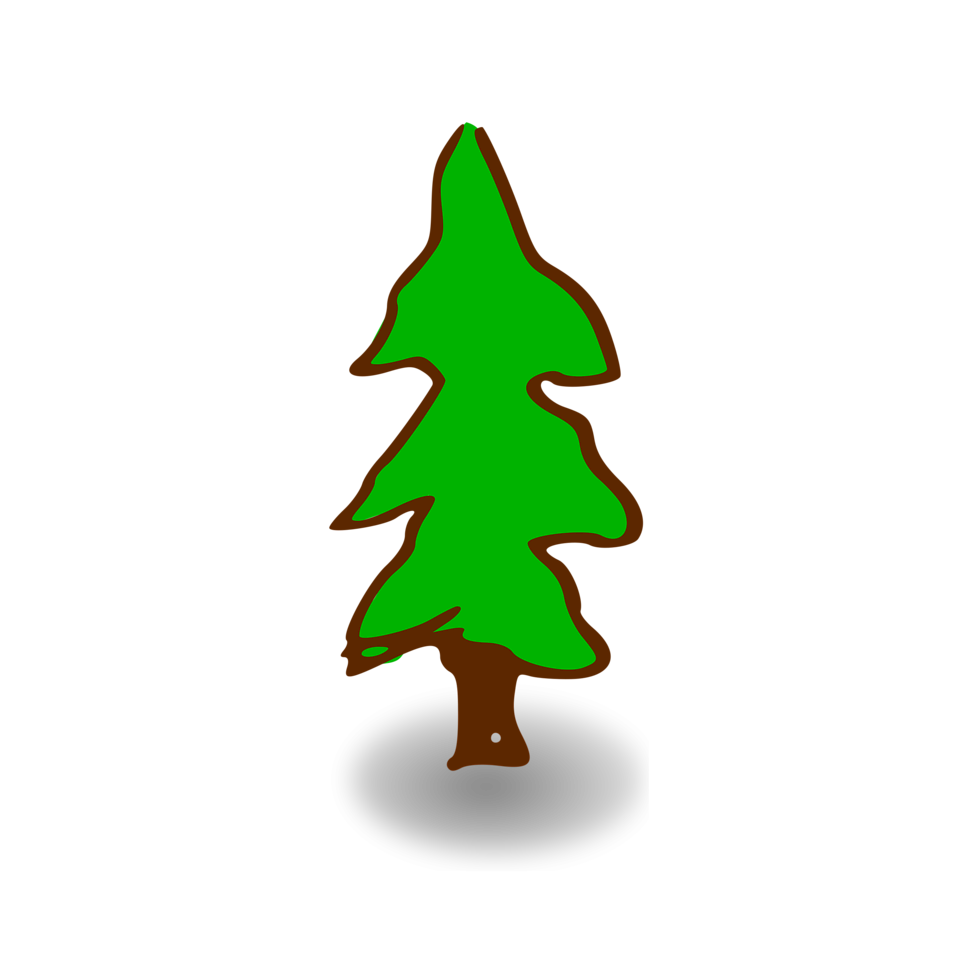 Tree Free Stock Photo Illustration Of A Small Cartoon Tree 15928 Welcome to my 50th gimp tutorial my name is michael and i'm from germany. free stock photos