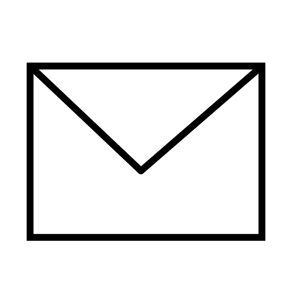 Illustration of an envelope : Free Stock Photo