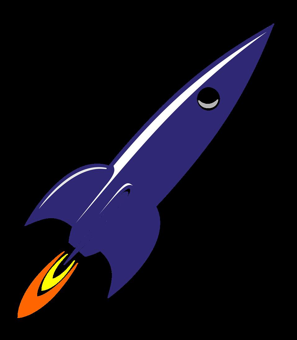 free cartoon rocket ship clip art - photo #15