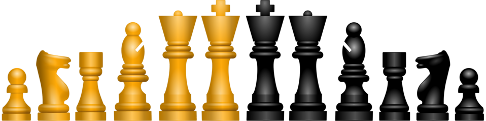 Illustration of chess pieces : Free Stock Photo