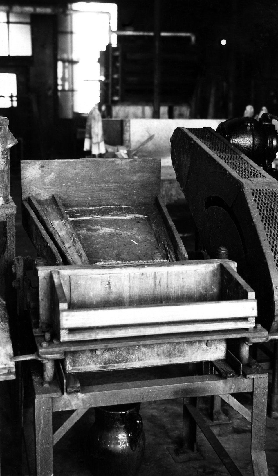 The inside of a fur processing factory : Free Stock Photo