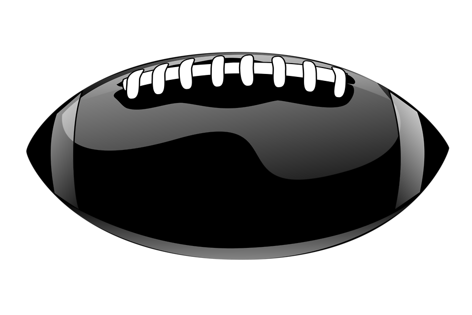 Illustration of a football : Free Stock Photo