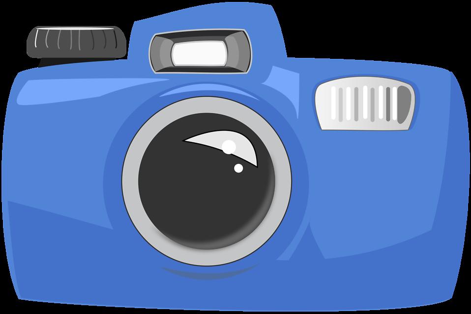 Illustration of a camera : Free Stock Photo