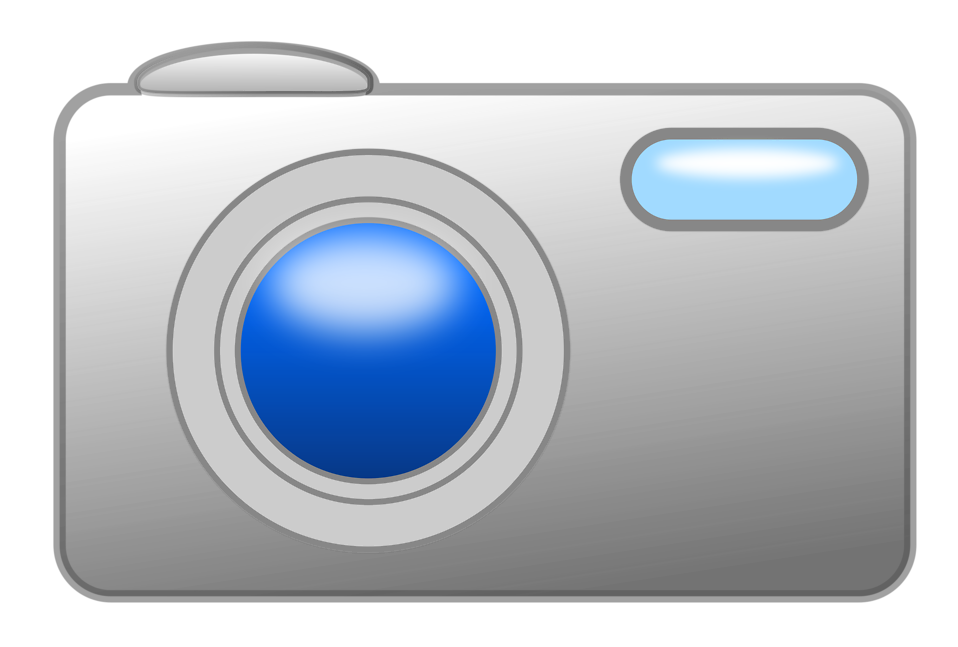 Illustration of a camera : Free Stock Photo