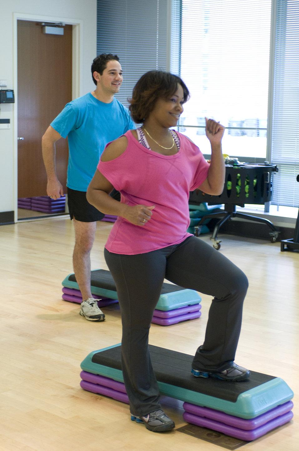 mujer, ejercicio, fitness, salud, entrenamiento