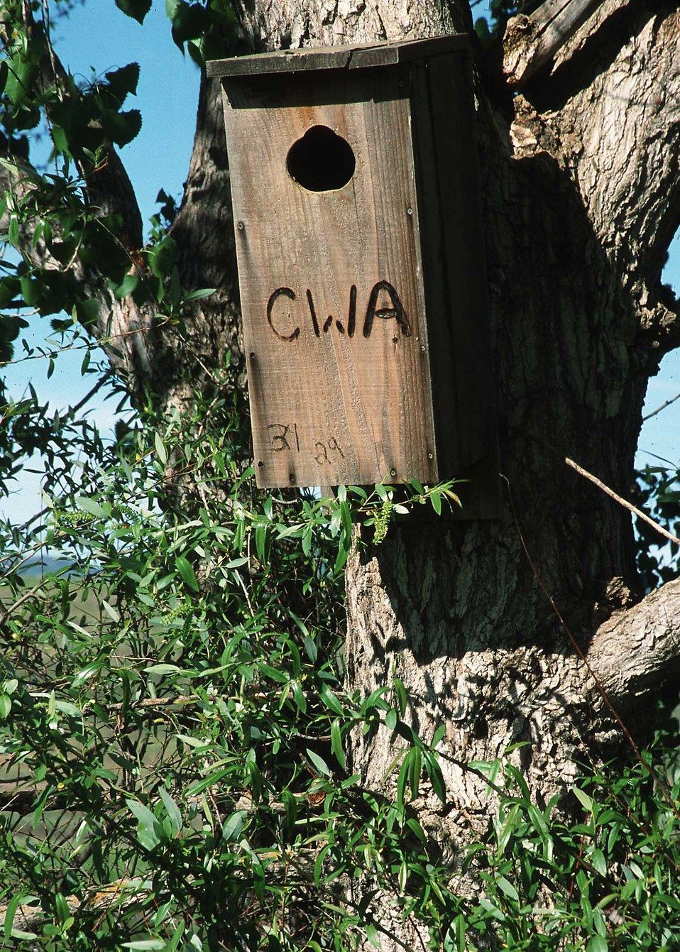 A birdhouse : Free Stock Photo