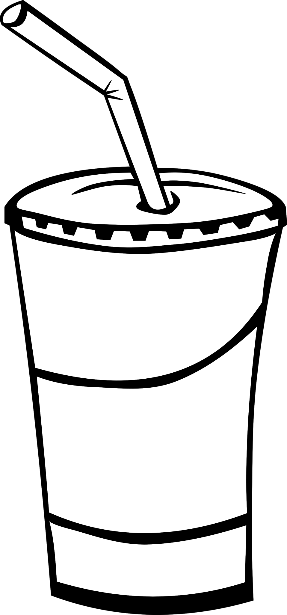 Illustration of a soda cup : Free Stock Photo