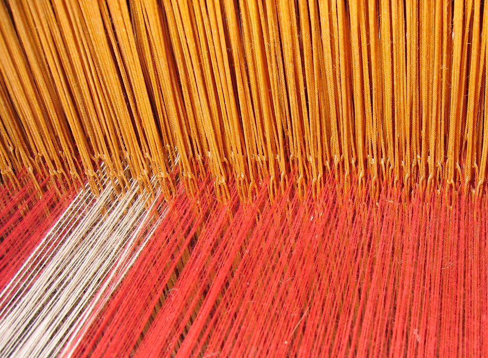Close-up of a loom : Free Stock Photo