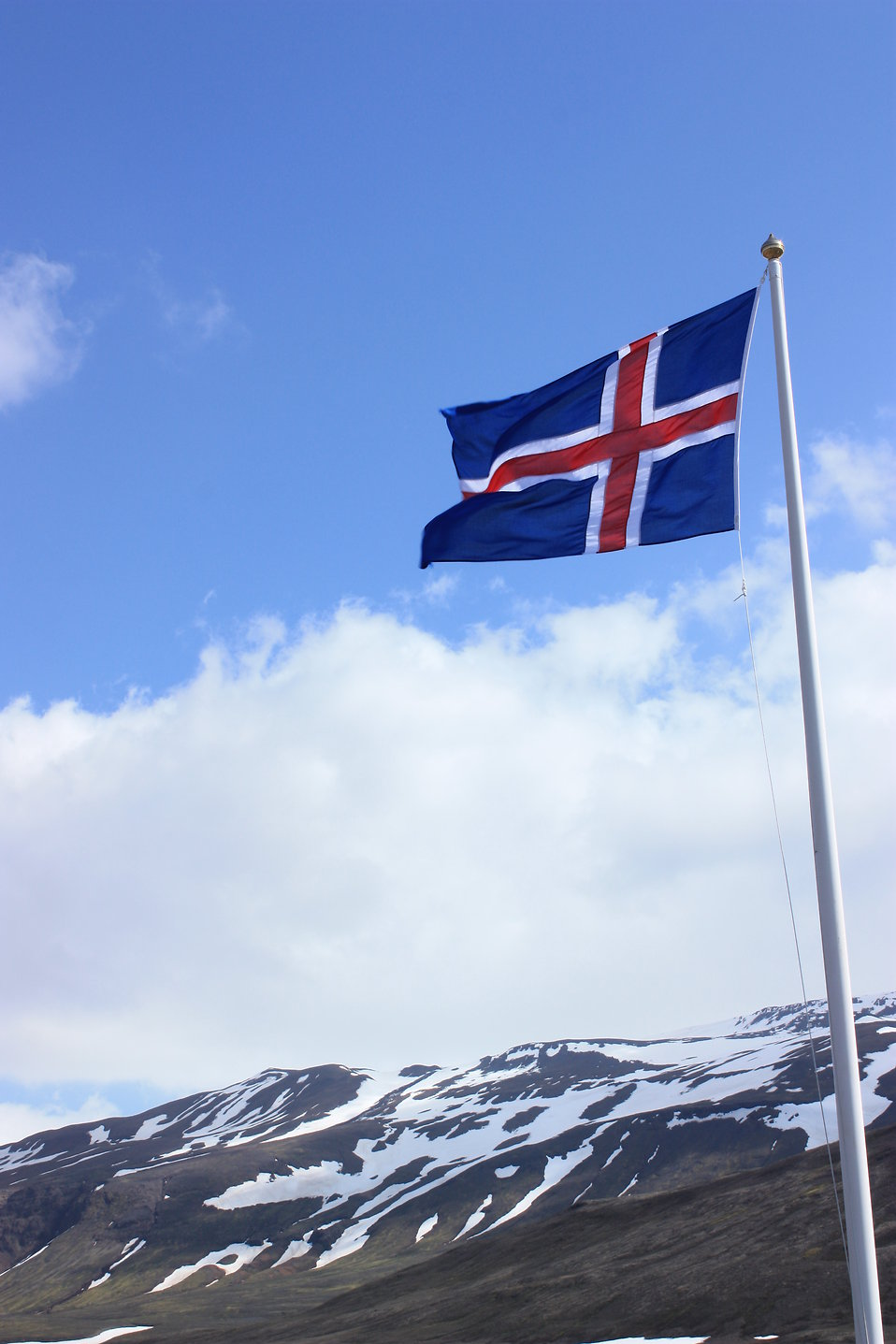 flags iceland