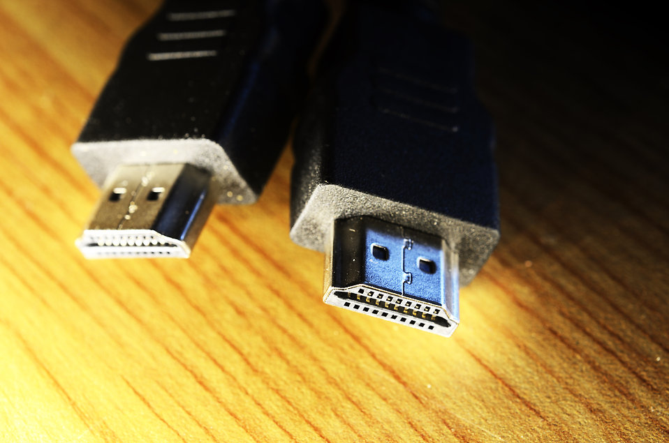 HDMI cable : Free Stock Photo
