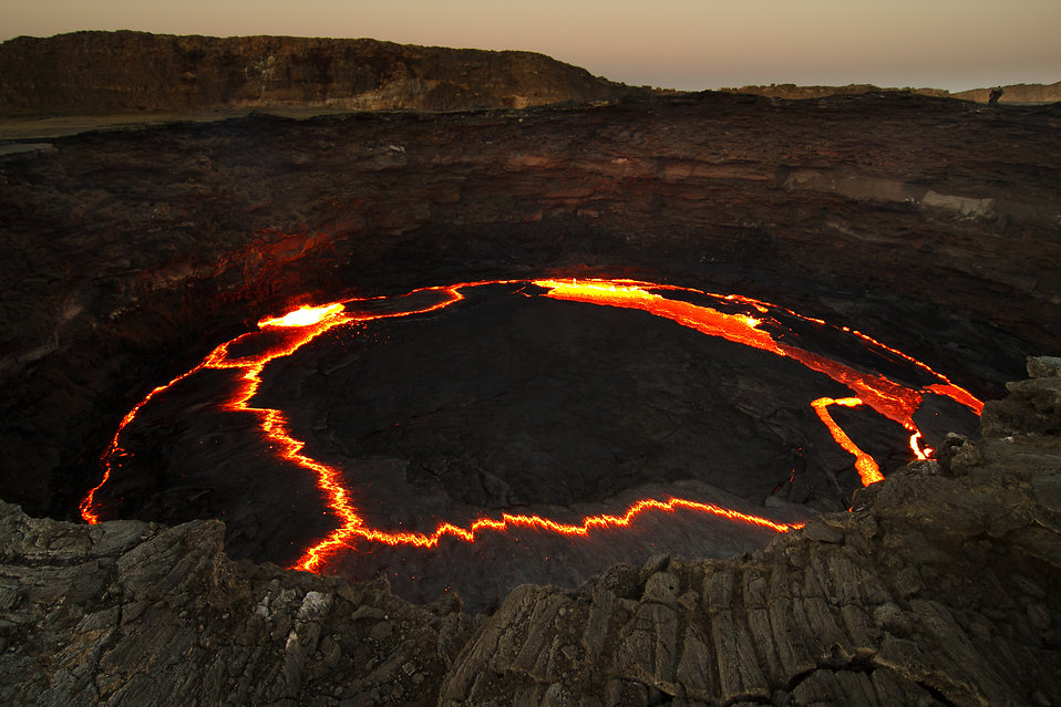 Erta Ale Volcano : Free Stock Photo