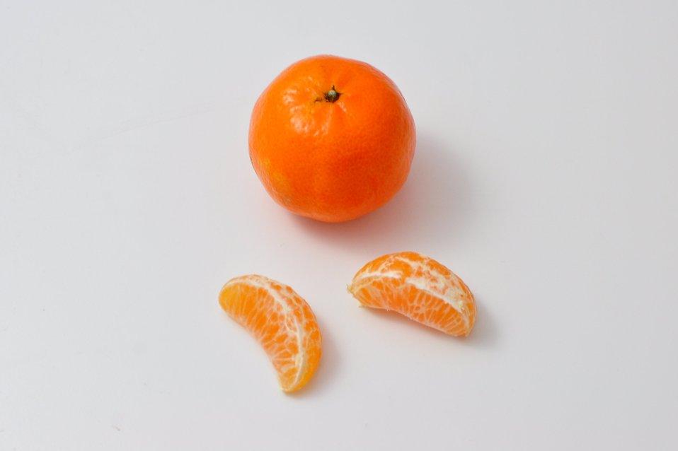 Clementine : Free Stock Photo