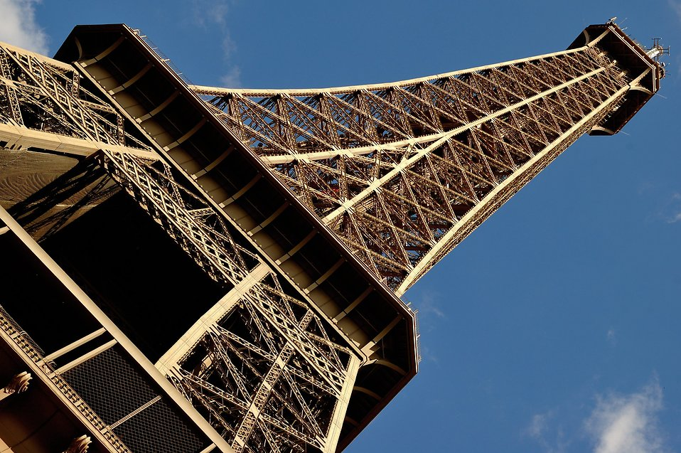 Eiffel Tower : Free Stock Photo