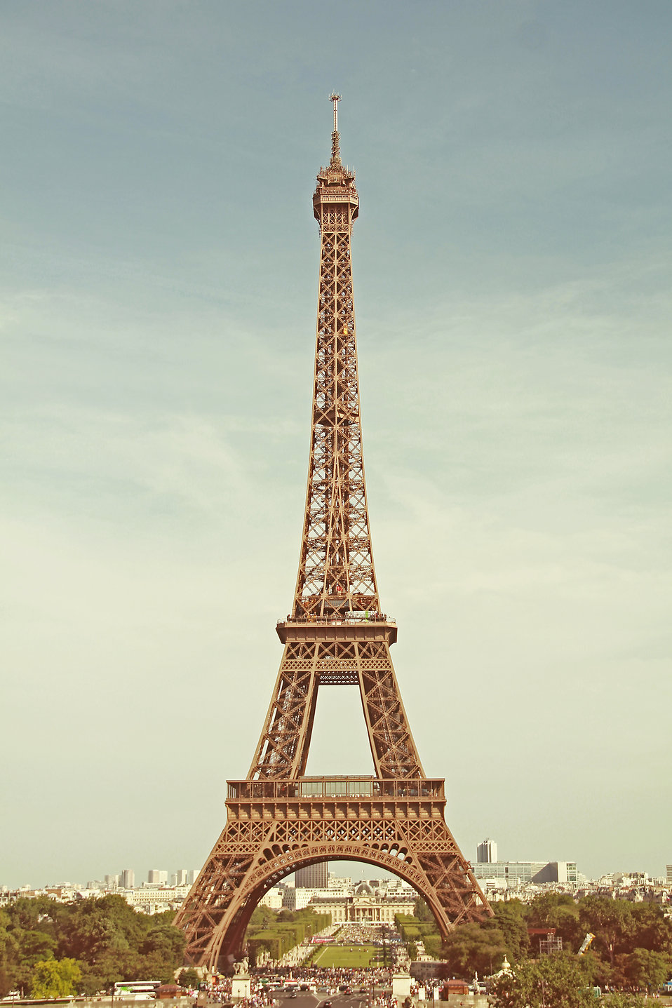 Eiffel Tower : Free Stock Photo