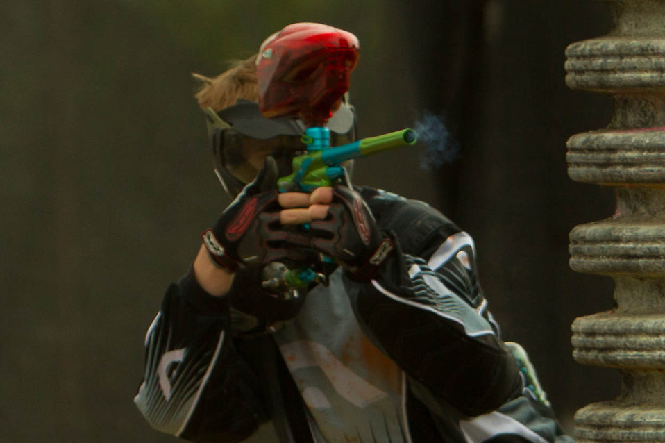 Paintball : Free Stock Photo
