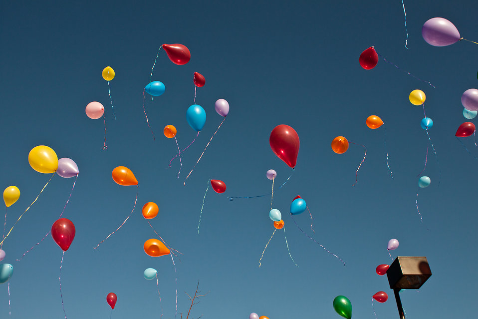 Balloons : Free Stock Photo