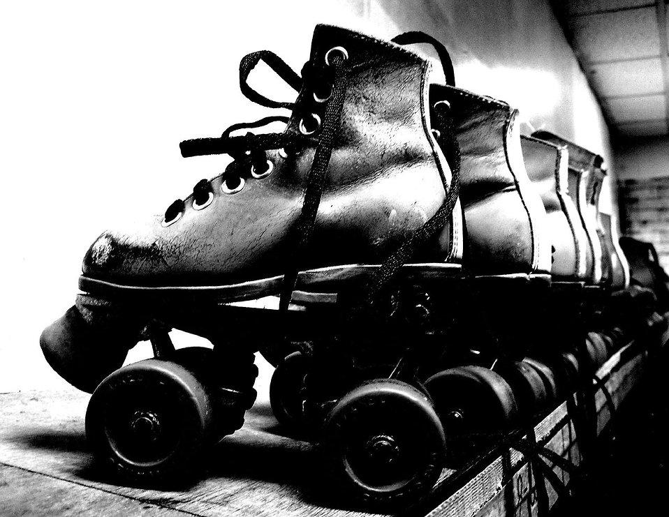 Roller skates : Free Stock Photo