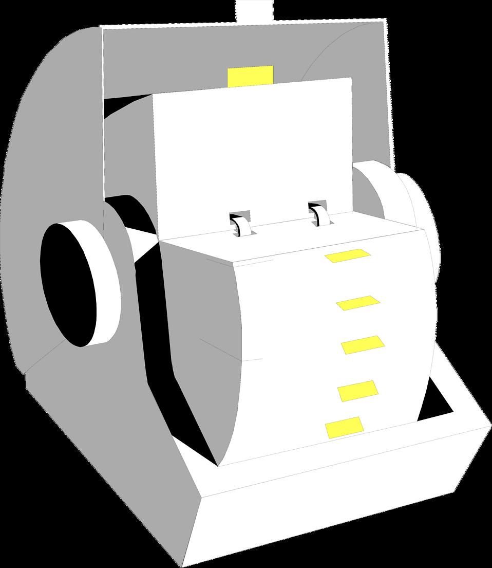 Illustration of a rolodex address holder : Free Stock Photo