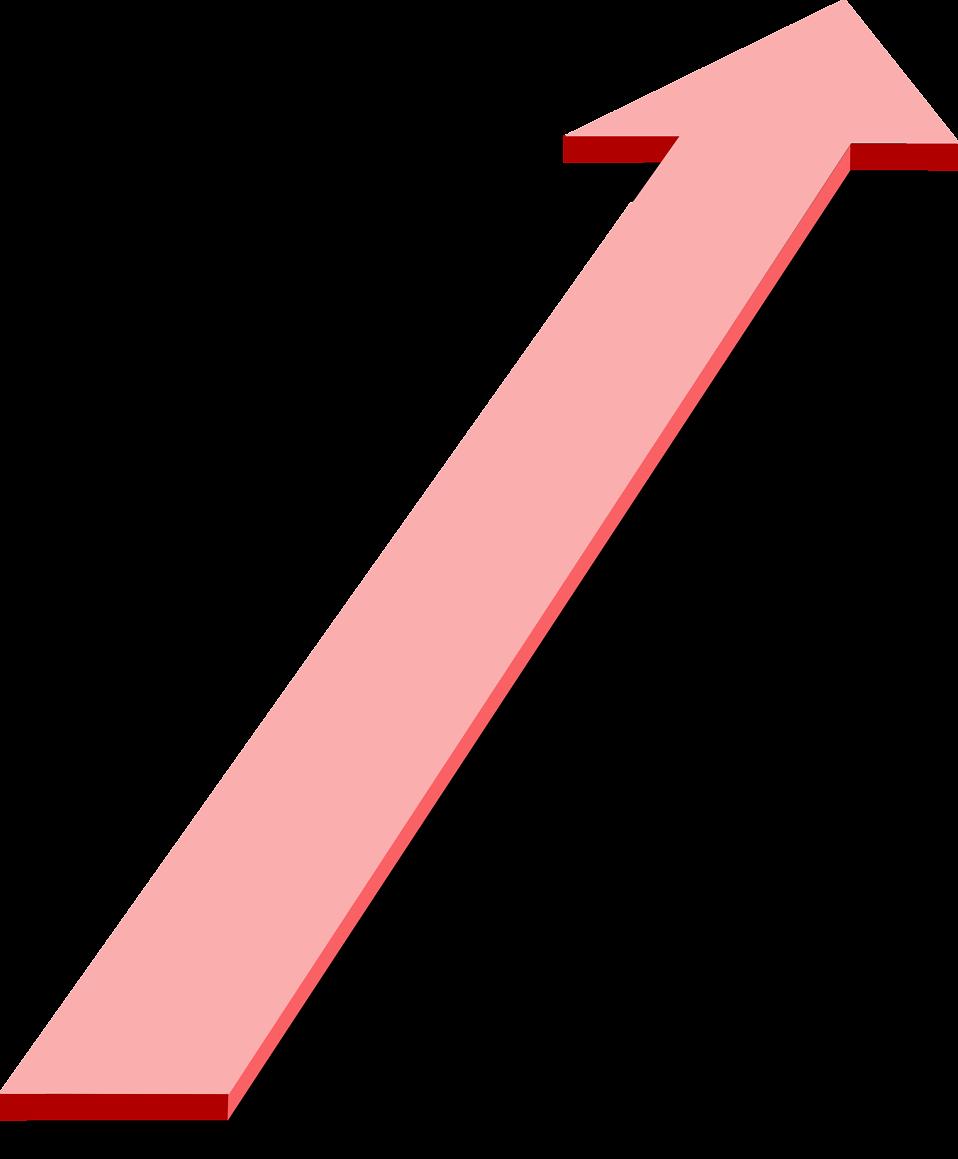 clipart diagonal arrow - photo #18