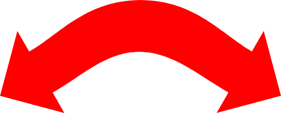 Red Double Arrow Symbol