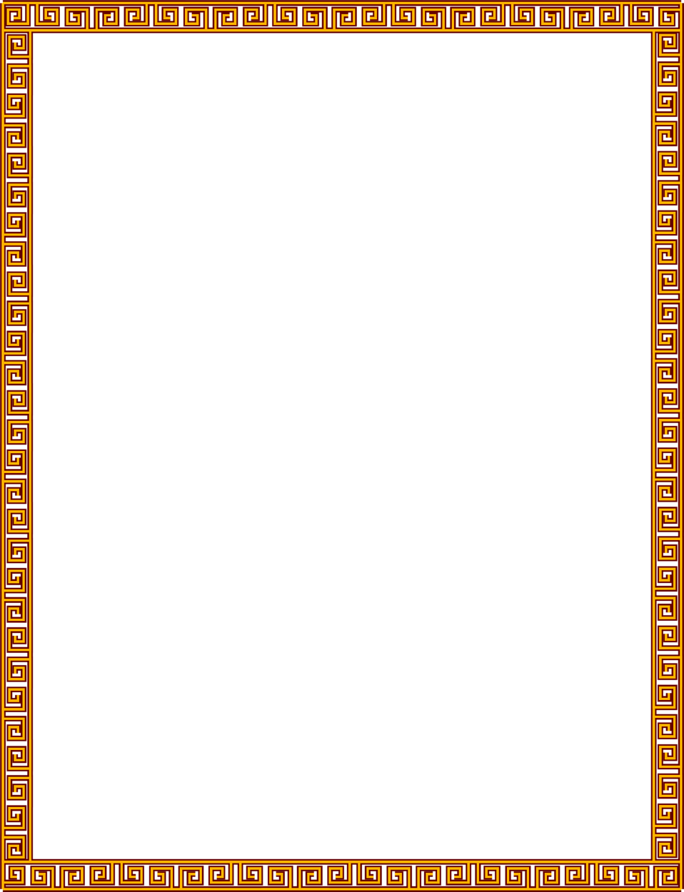 Border | Free Stock Photo | Illustration of a blank ornate frame ...