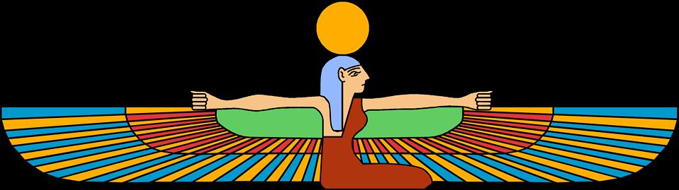Illustration of an Egyptian symbol : Free Stock Photo