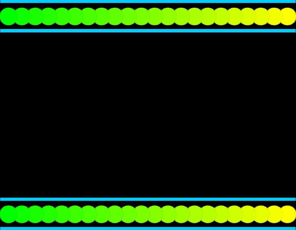 Border Green | Free Stock Photo | Illustration of a blank ...