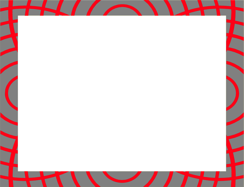 Illustration of a blank frame border : Free Stock Photo