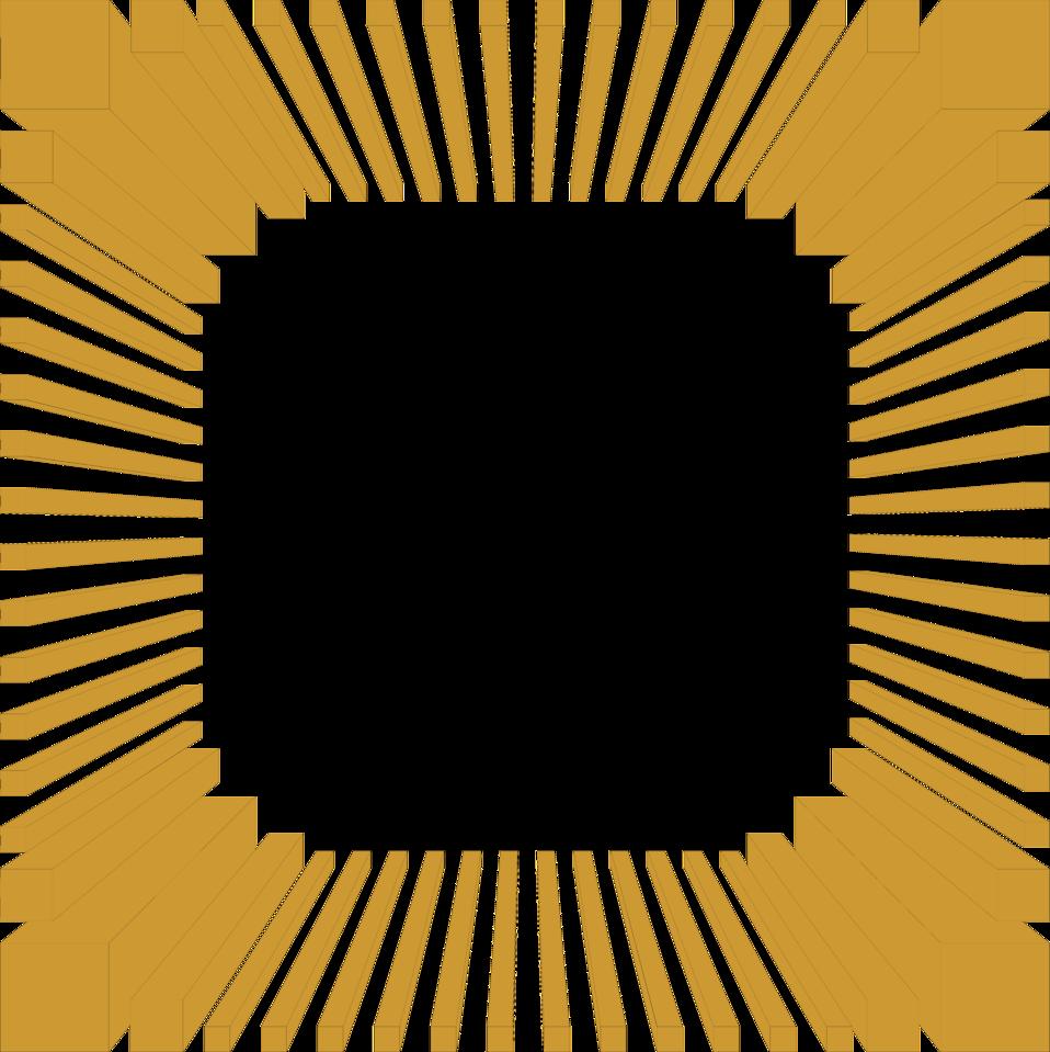 Illustration of a blank 3d frame border : Free Stock Photo