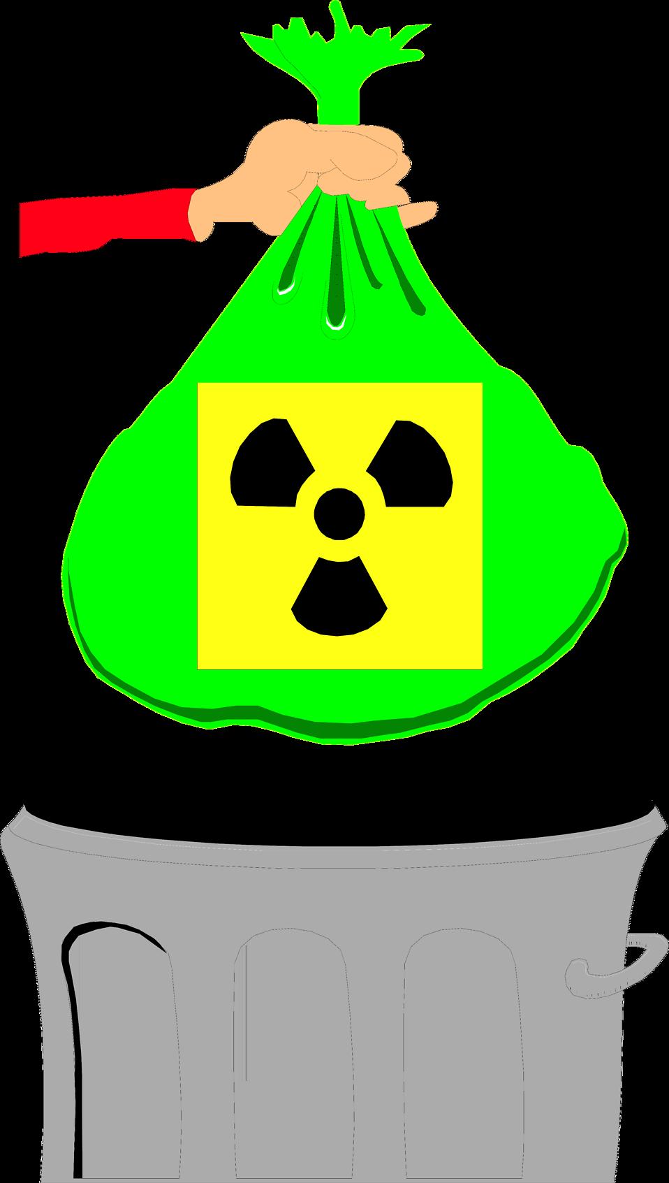 Hazardous Waste Going Into