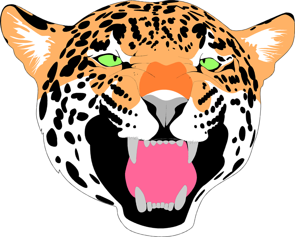 Illustration of a jaguar : Free Stock Photo