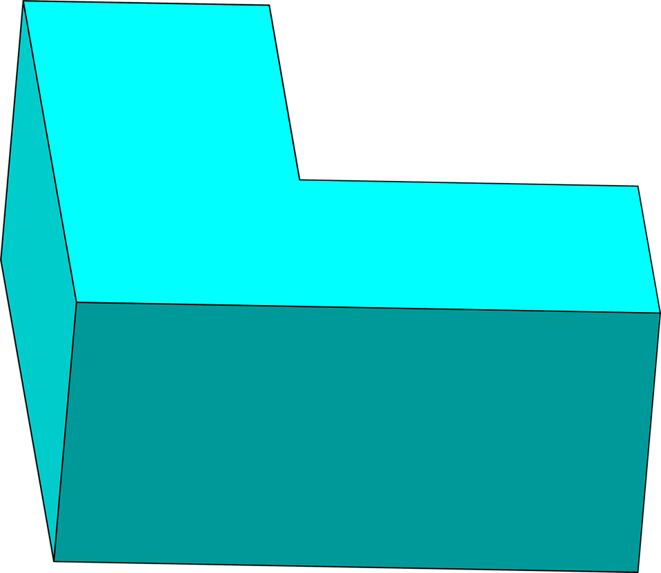 Illustration of a left 3d arrow : Free Stock Photo