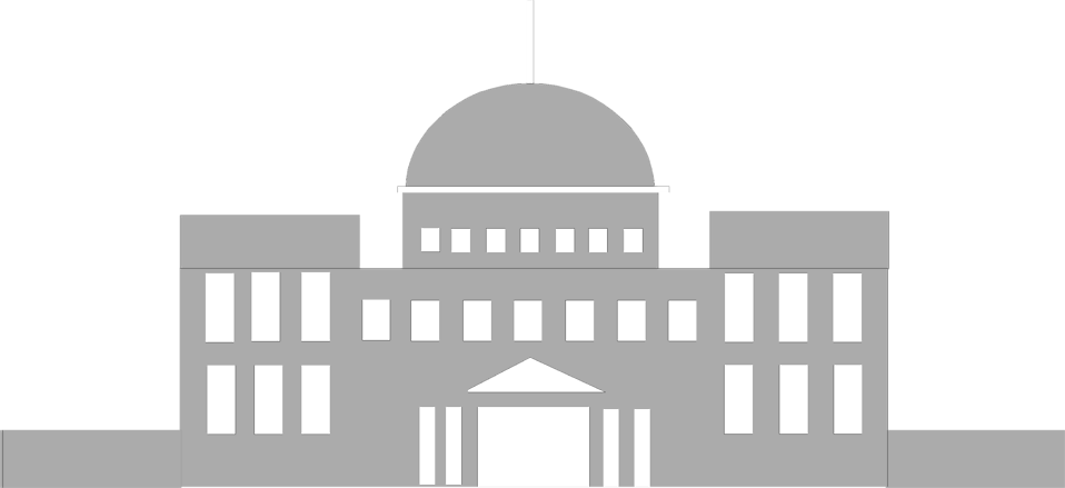 Illustration of a courthouse : Free Stock Photo
