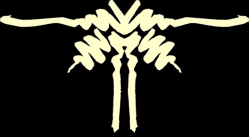 Illustration of a yellow design : Free Stock Photo