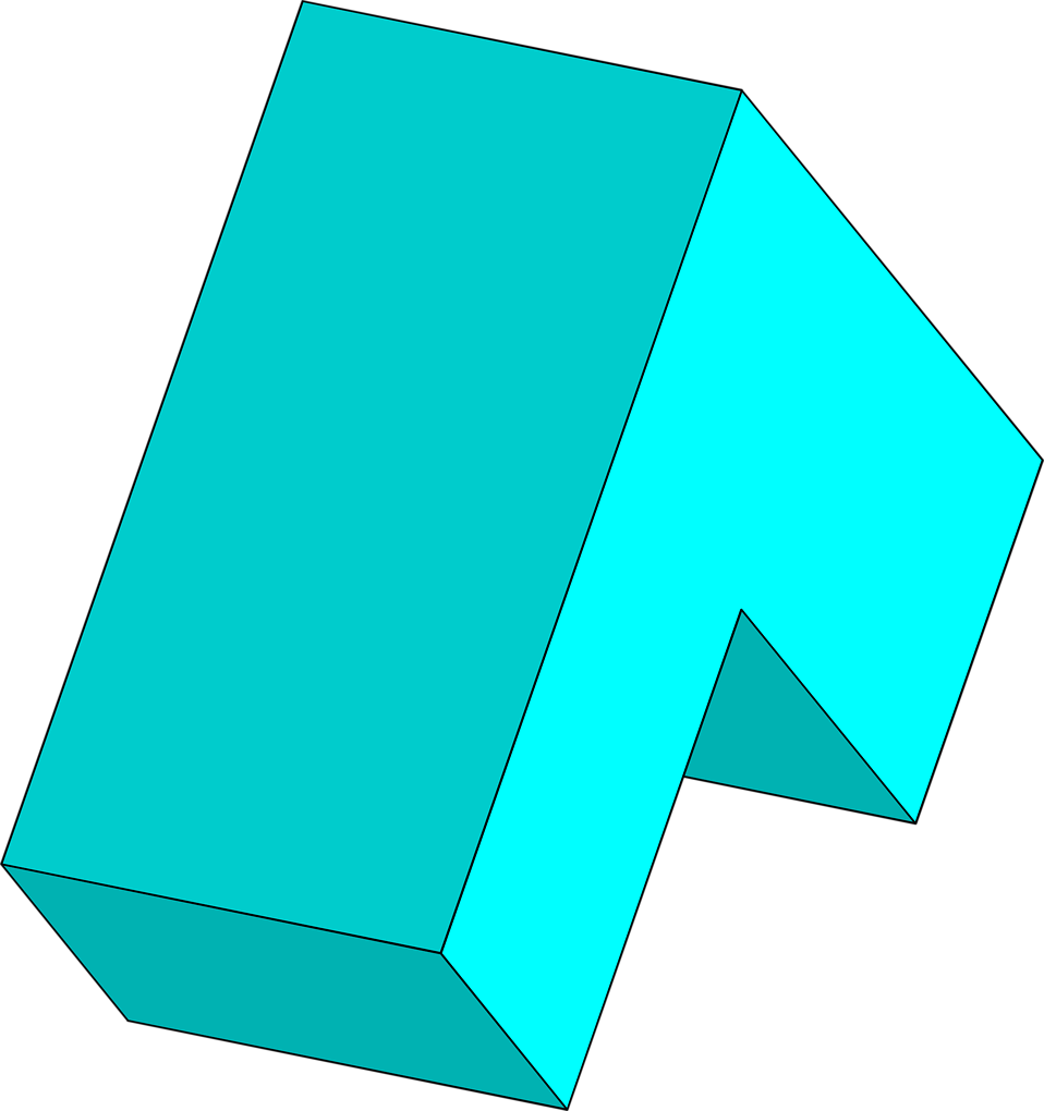 Illustration of a 3d up arrow : Free Stock Photo