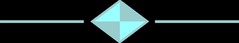 Illustration of a blue diamond shape : Free Stock Photo