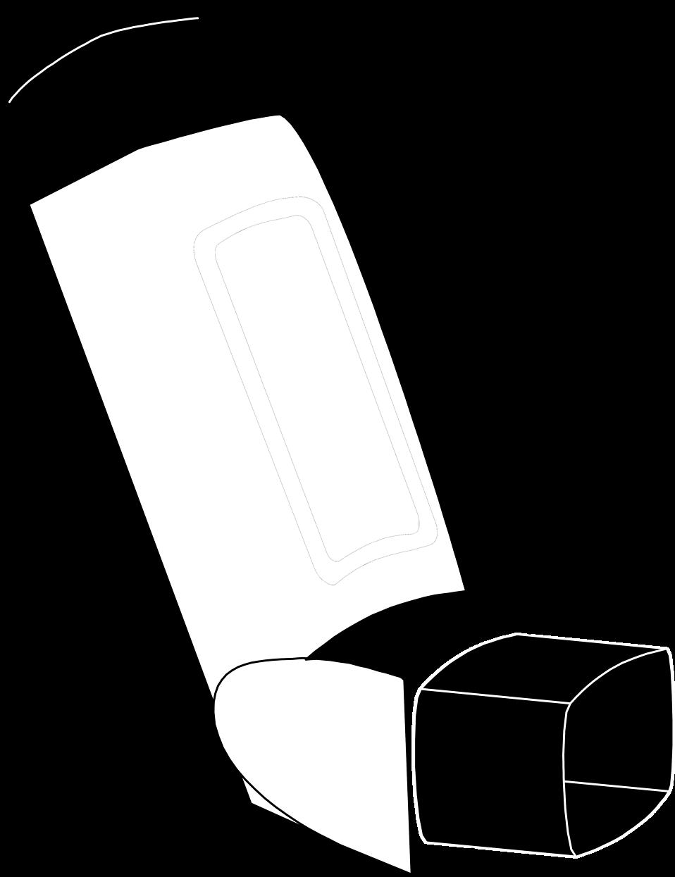 Illustration of an inhaler : Free Stock Photo