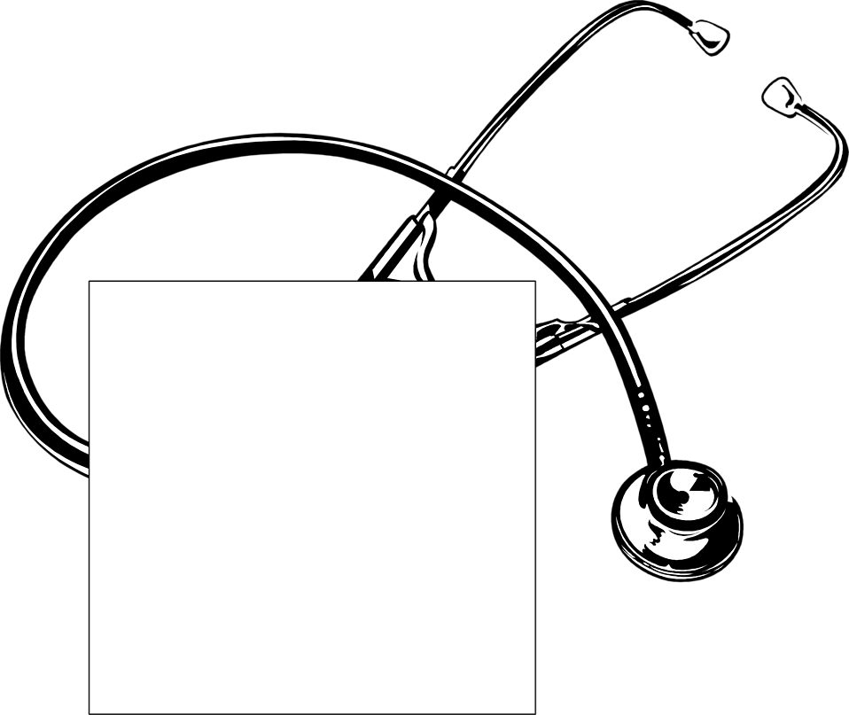 Stethoscope | Free Stock Photo | Illustration of a ...