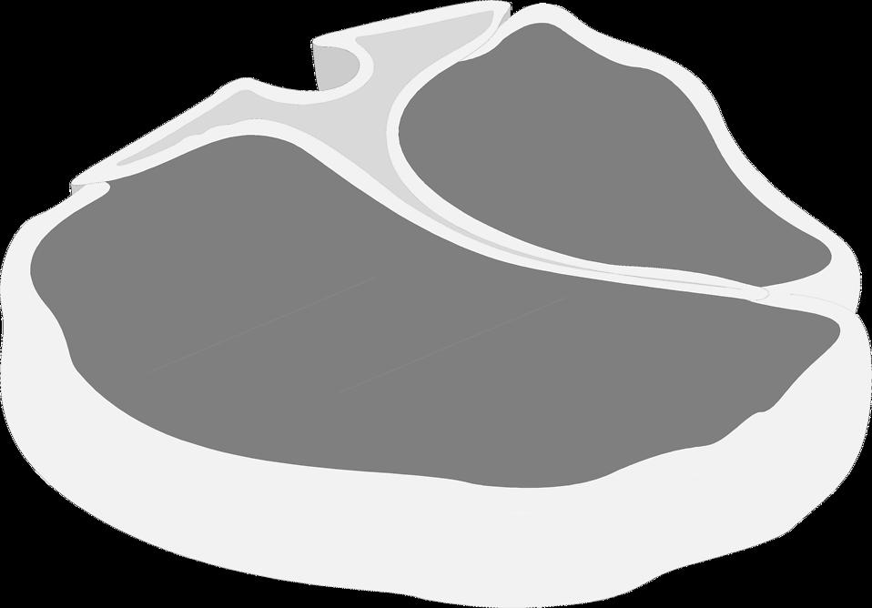 Illustration of pork chops : Free Stock Photo