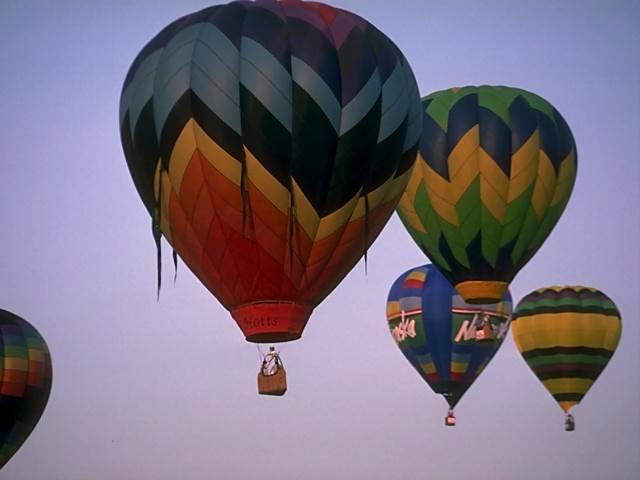 Hot Air Balloons | Free Stock Photo | Hot air balloons ...