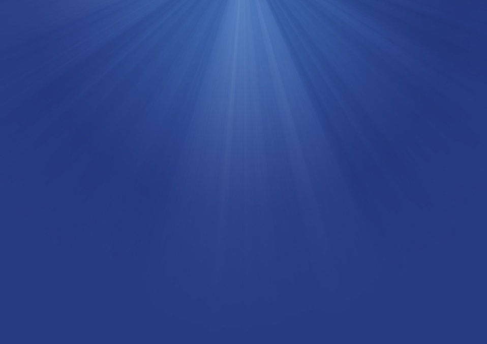 Abstract background of blue rays : Free Stock Photo