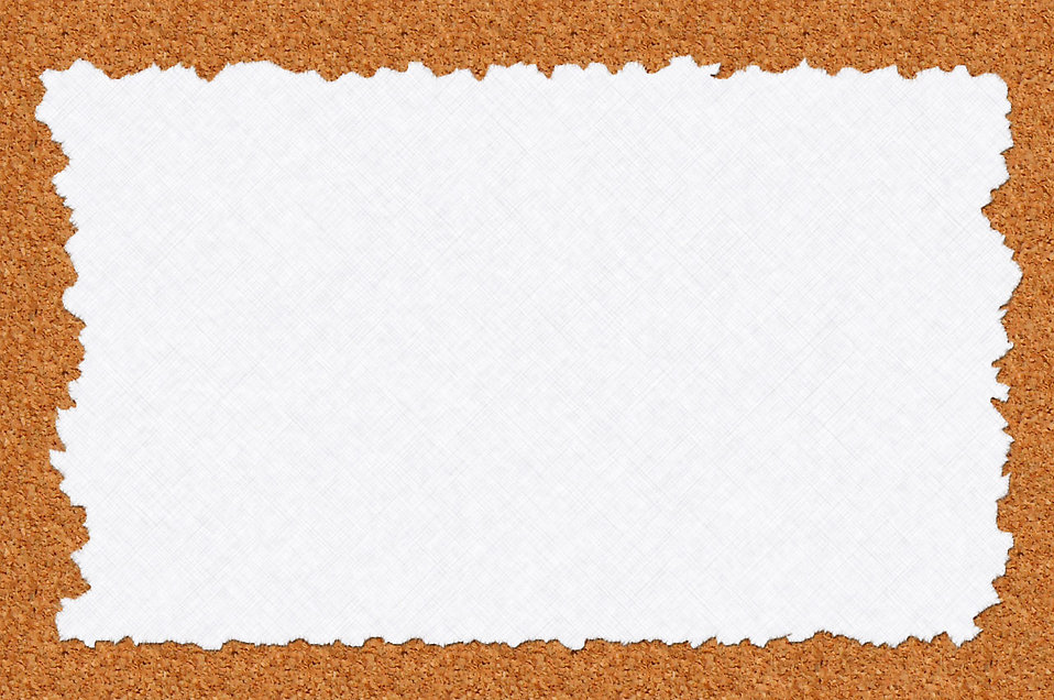 blank cork board - photo #43