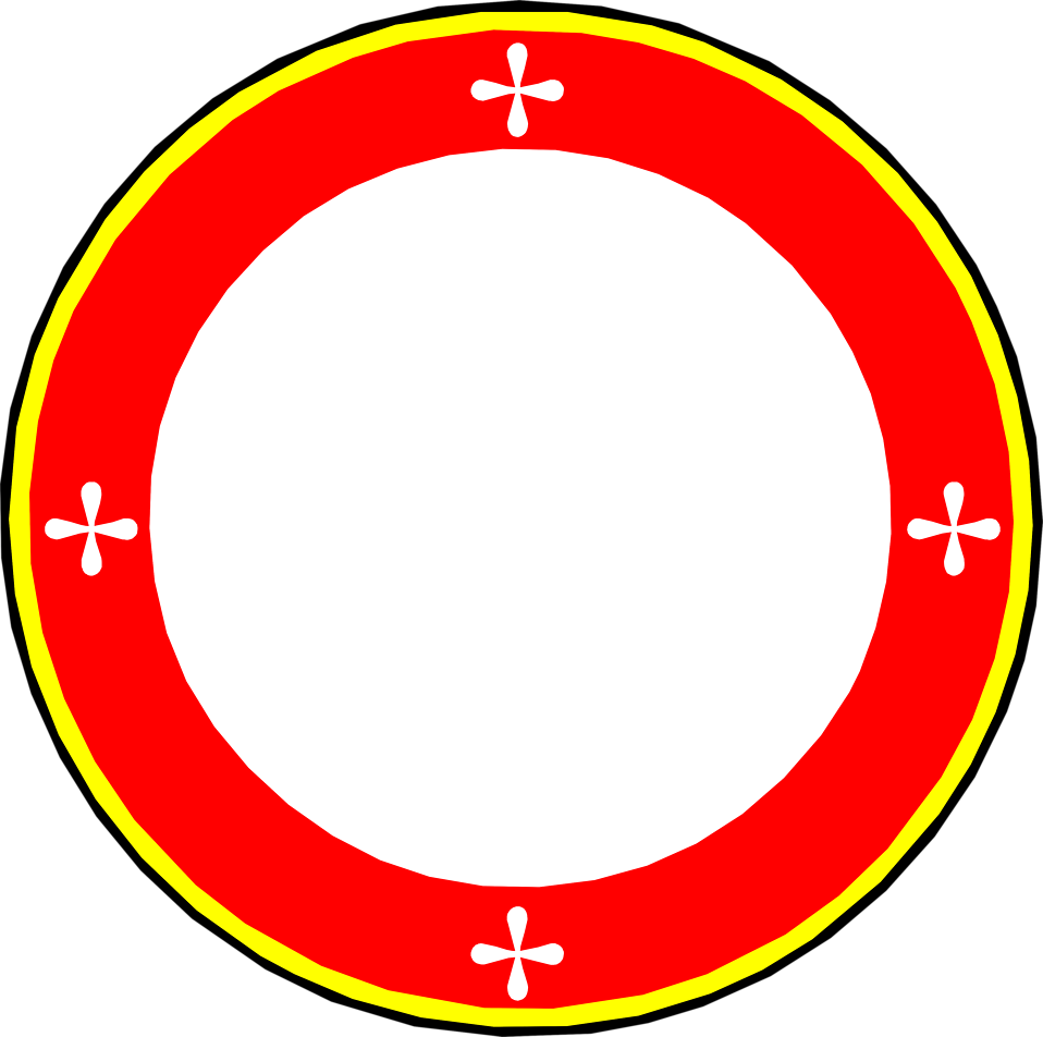 Illustration of a red circle : Free Stock Photo