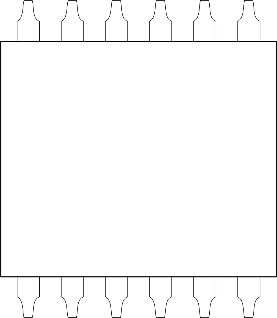 Illustration of a blank frame border : Free Stock Photo
