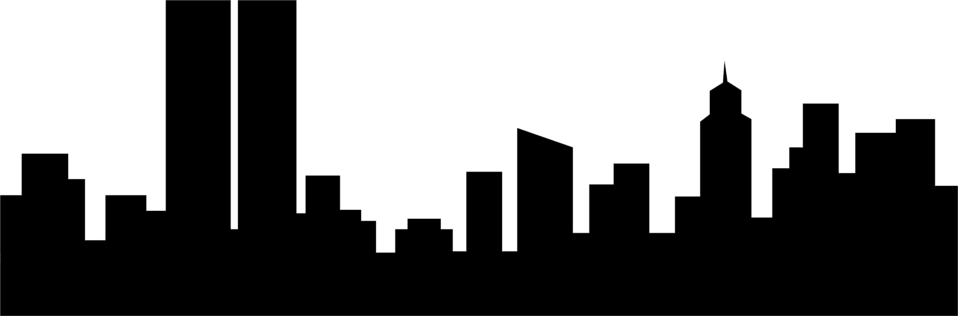 Illustration of the New York skyline : Free Stock Photo